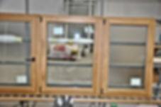 menuiserie bois pin 3 vantaux lézignan corbieres