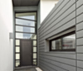 porte d entrée aluminium plus coulissant et ensemble aluminium