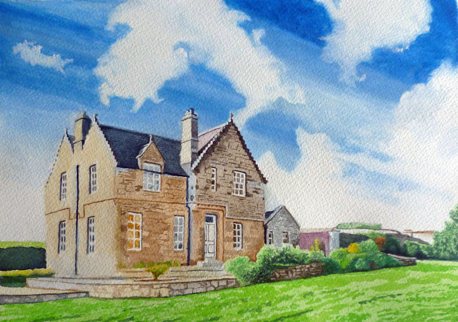 'House in Fife'