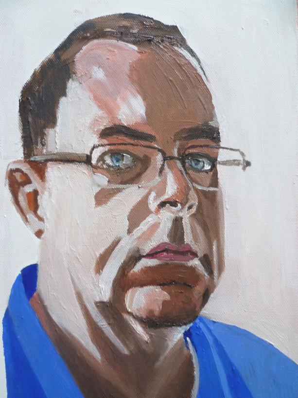 'Self Portrait'
