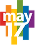 May 17 logo international day against homophobia and transphobia