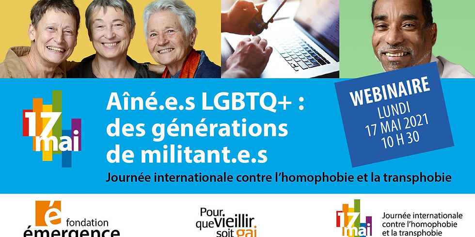 Aîné.e.s LGBTQ+ : des générations de militant.e.s