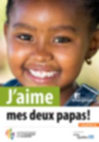 Affiche sensibilisation Journée internationale contre l'homophobie et la transphobie 17 mai, homoparentalité, familles LGBT, école