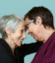 lesbiennes aînées Pour que vieillir soit gai