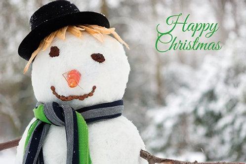NKF05 Smiling Snowman