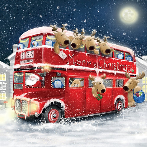FH06 Christmas Bus