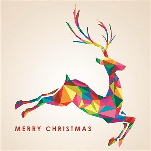 LHM06 Festive Reindeer
