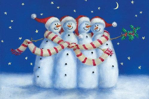 SAN04 Snowmen