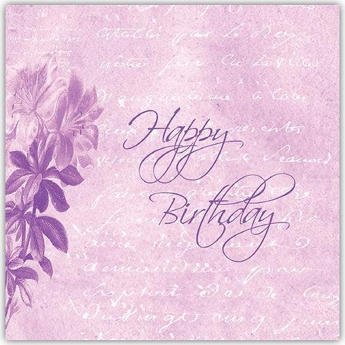 DT18002 Happy Birthday