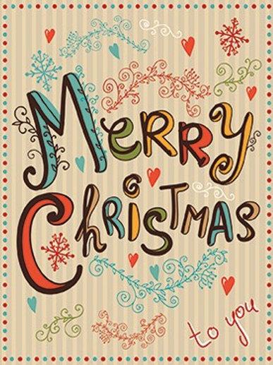 17246 Merry Christmas