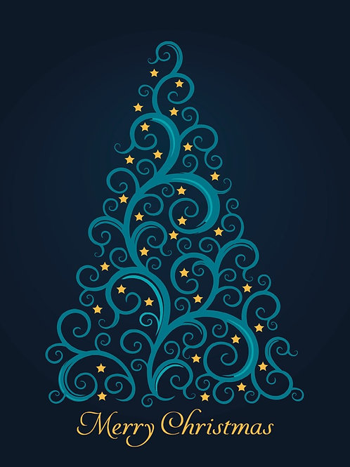 RHN12 Decorative Tree