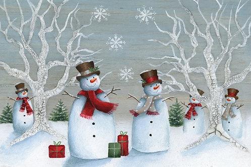 CL04 Snowman Hide and Seek