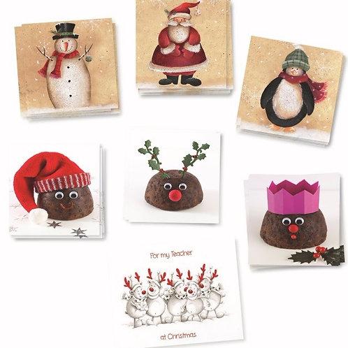 Classmates Christmas Cards