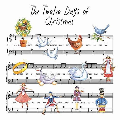 SR02 Twelve Days of Christmas