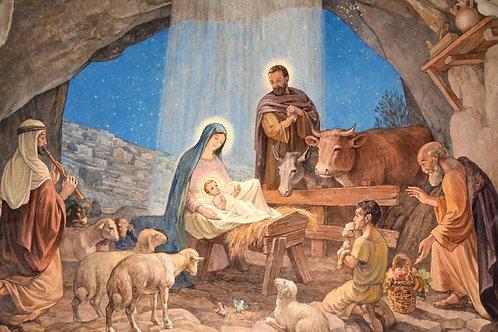 AFC09 Nativity