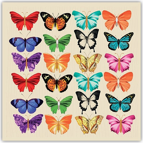 DT18010 Butterflies