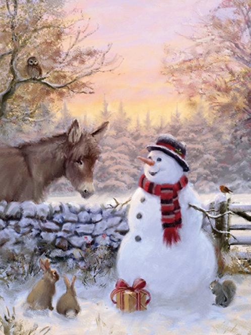 RHN11 Snowman's Friends