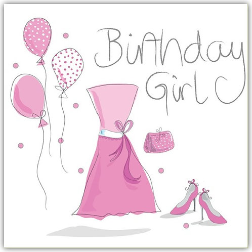 DT18051 Birthday Girl