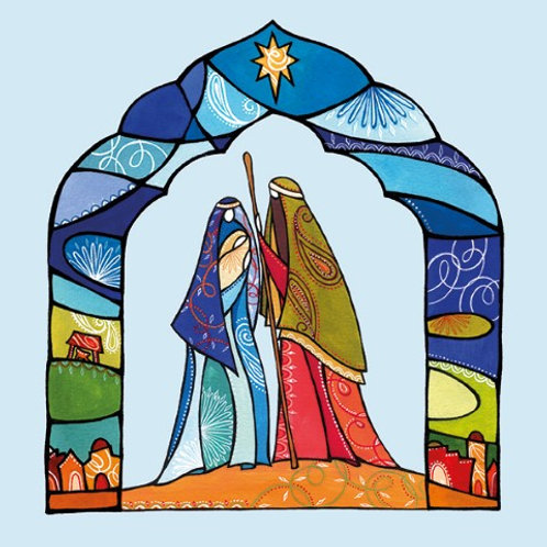RHN13 Mary & Joseph