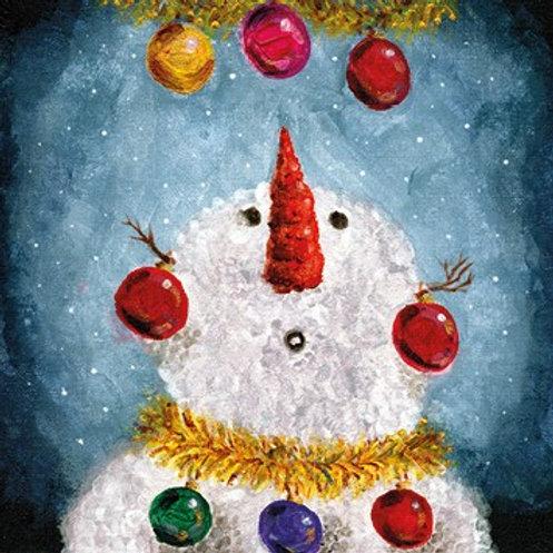 CH01 Snowman's Christmas