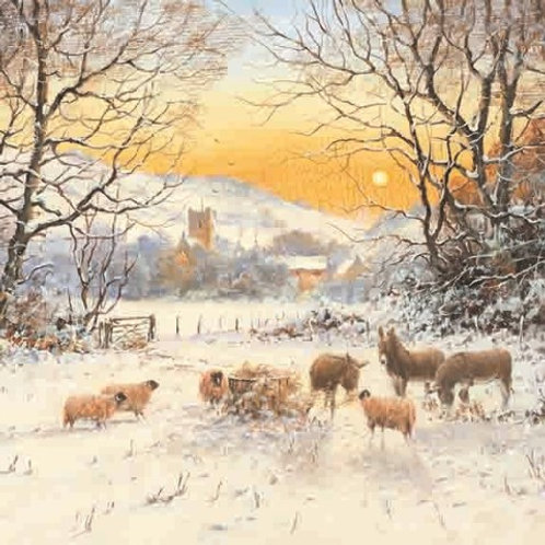 14002 Christmas Morning (cost price £1.75 inc vat RRP £3.50)
