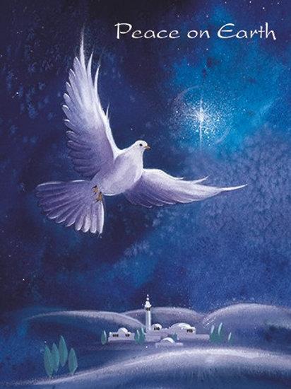 SR16034 Dove of Peace