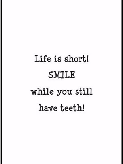 15021SW Smile...