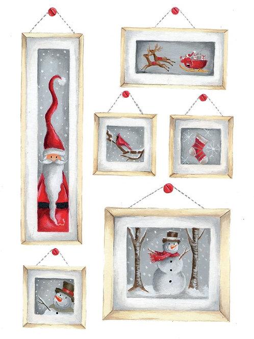 CL03 Santa's Gallery