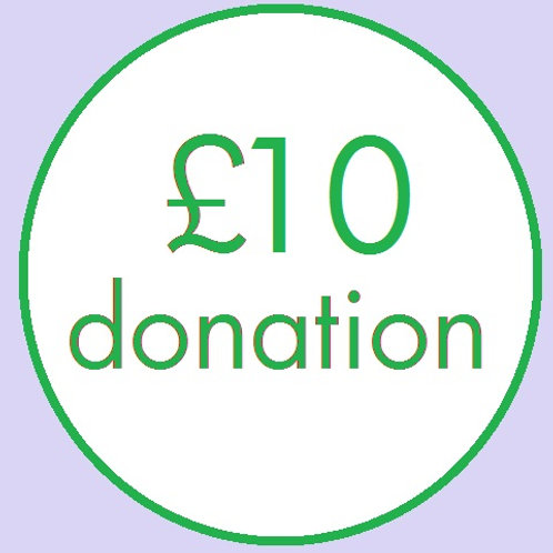 CL17 £10 Donation to CLAPA