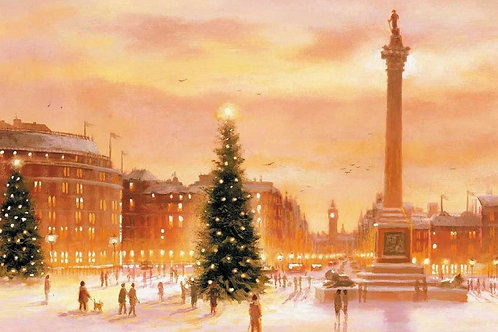 SR1438 Christmas in Trafalgar Square