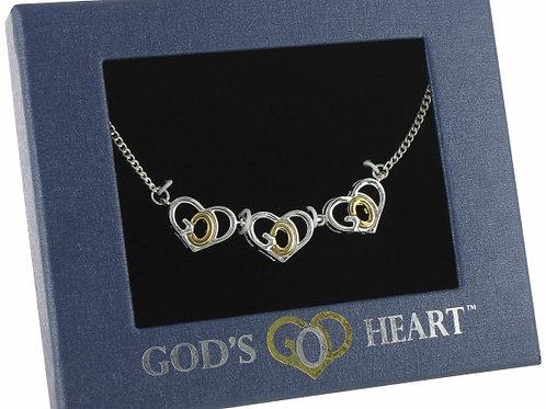 DM006 Gods Heart Necklace