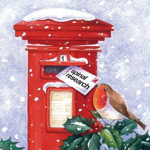 SR10 The Christmas Post