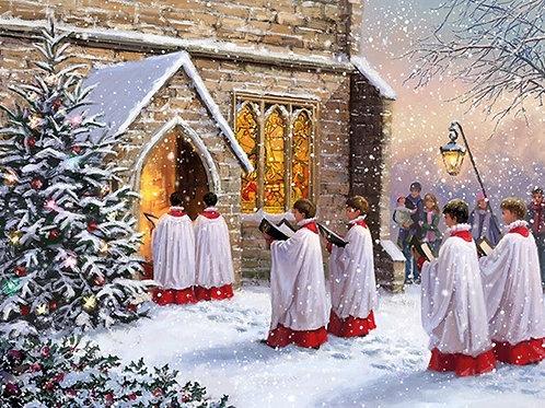 GW16126 Choirboys