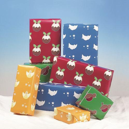 NKF13 Festive Giftwrap