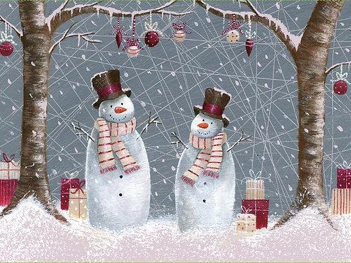 SR02 Jolly Snowmen
