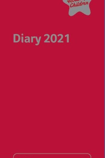 AFC13 2021 Pocket Diary
