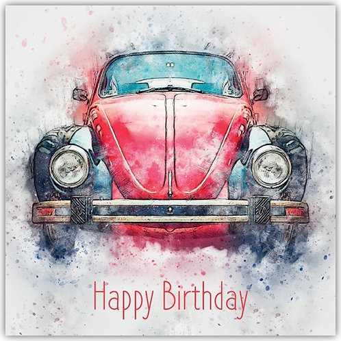 DT18016 Birthday Beetle