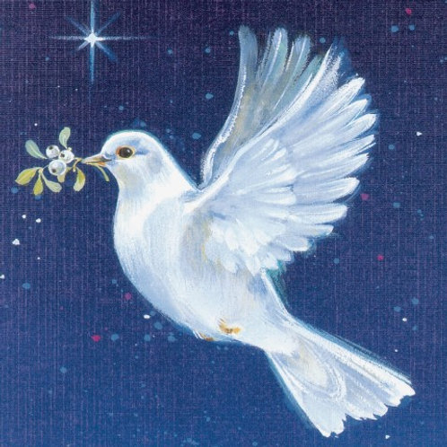 GW12166 Dove of Peace