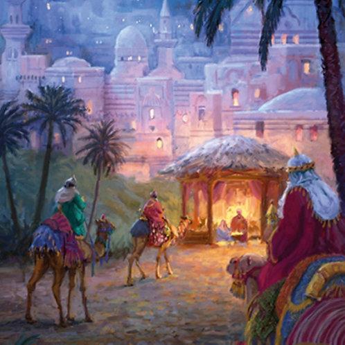 RHN14 Arriving at Bethlehem