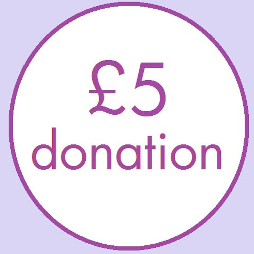 CL16 £5 Donation to CLAPA