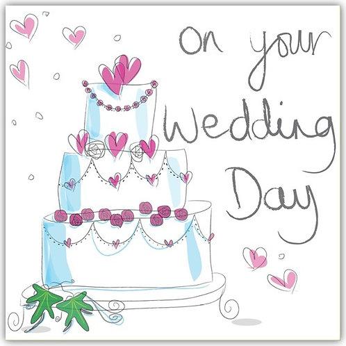 DT18010 Wedding Cake