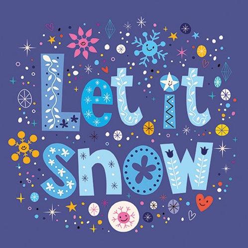 SAN07 Let It Snow