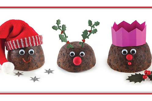 CL06 Christmas Puddings