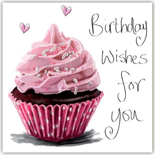 DT18060 Pink Cupcake