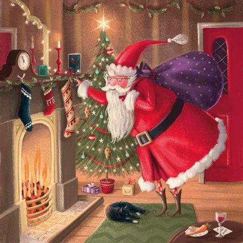 NKF17160 Santa Claus