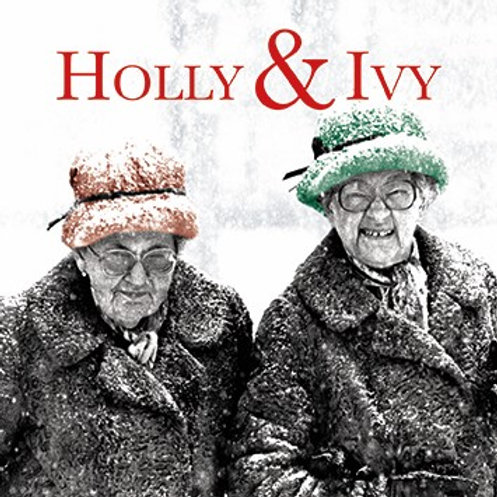 SR17172 Holly & Ivy