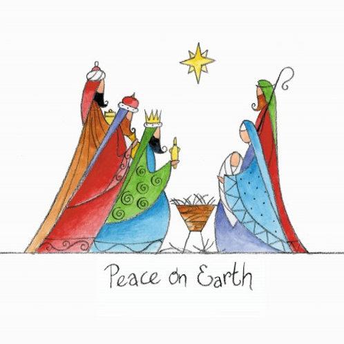 SAN06 Peace on Earth