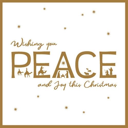LHM04 Wishing You Peace