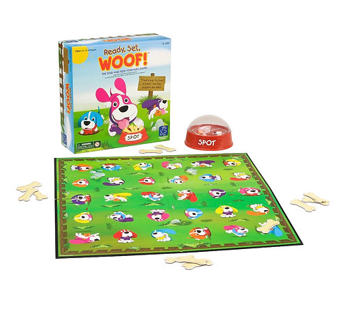 Ready, Set, WOOF Game