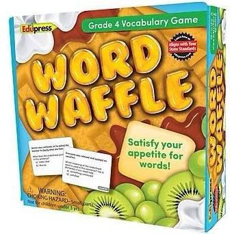 Word Waffle Vocabulary